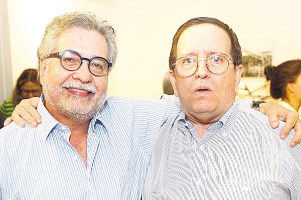 6.  Pedro Vargas y Ricardo López Arias.