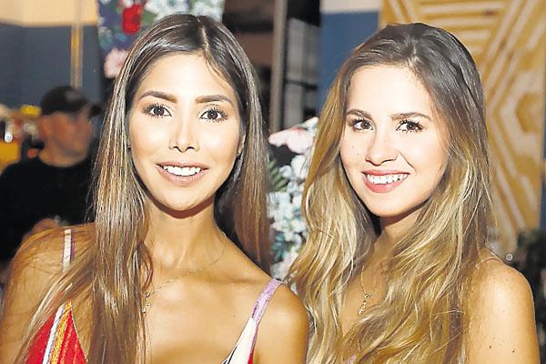 6. Nitza Nivas y  Andreyna Benavides.