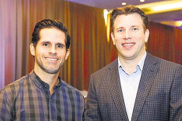 6. Víctor Cardoze y Augusto Boyd.