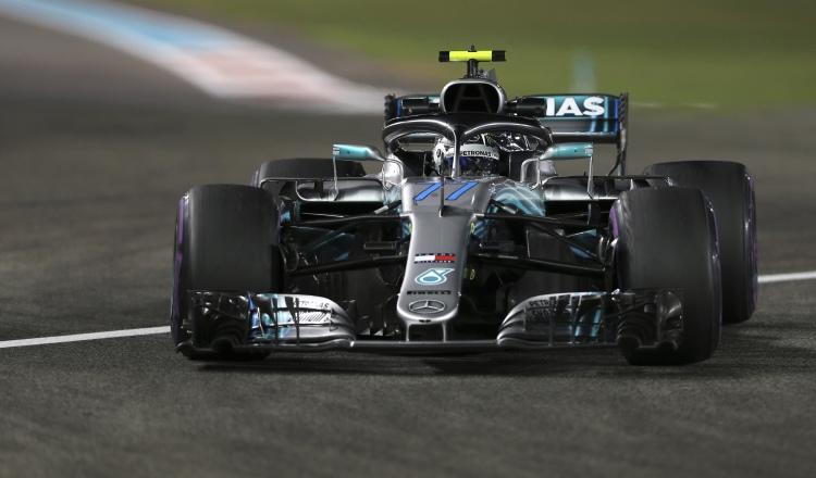''Checo'' Pérez culmina 13 en primera práctica de Abu Dhabi