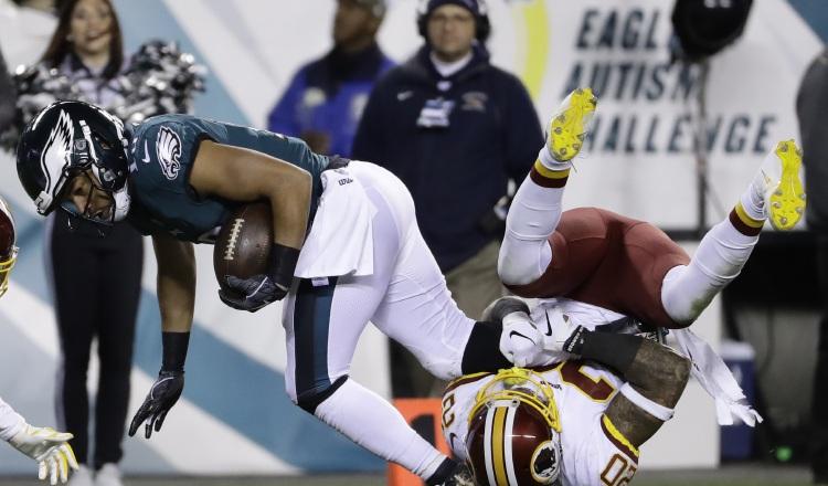 Las Águilas de Filadelfia quieren volar a la postemporada de la NFL
