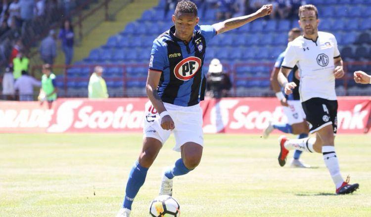 Gaby Torres interesa al Colo Colo