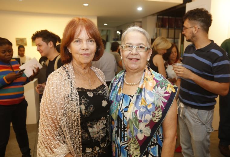 5.  Angélica Porras De Vargas y Carmen Alemán.
