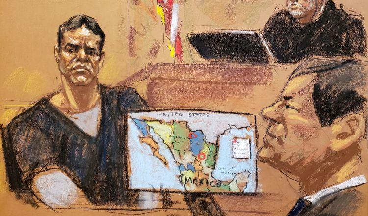 'El Chapo' escapó de la cárcel en el 2003 en un carrito de lavandería