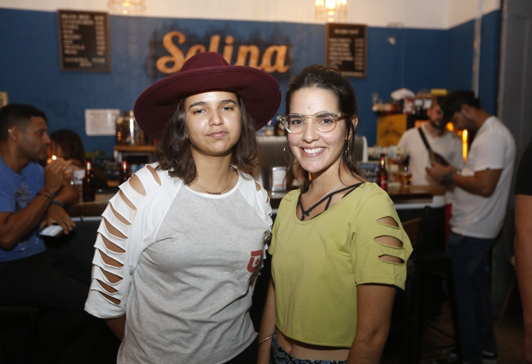 5. Oriana Mosquera y Yane Ruiz.