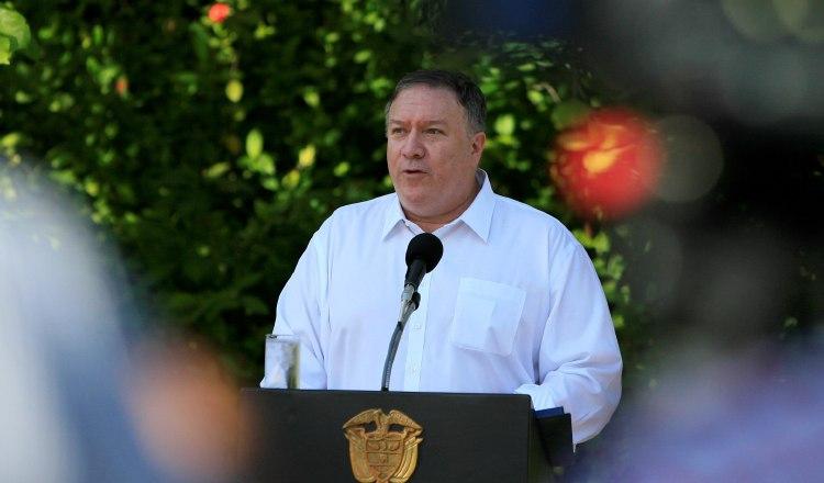 EE.UU. pide a América Latina cerrar filas contra Maduro y contener a China