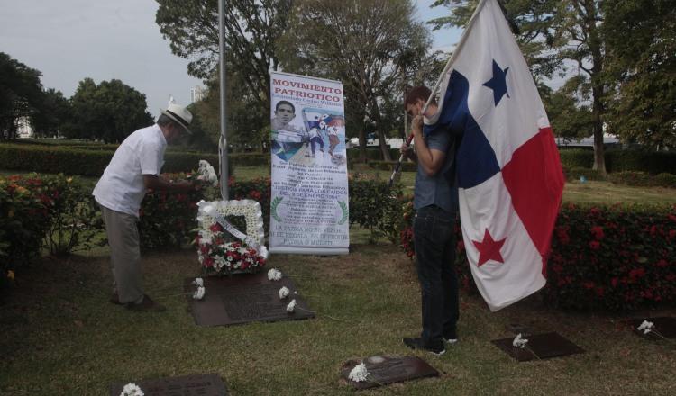 Recuerdan a los mártires de la gesta de 1964