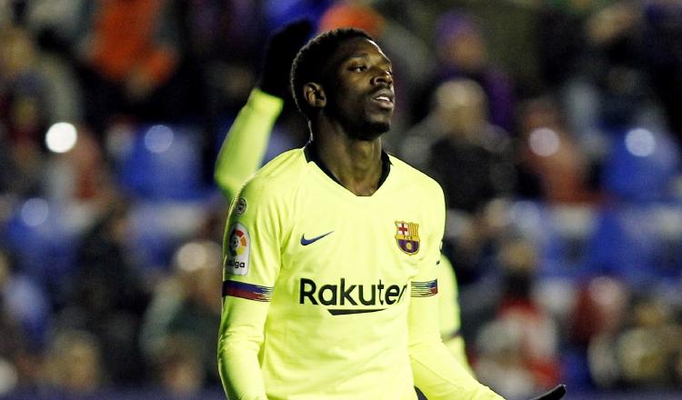Barcelona  lamenta no estar fino ante Levante