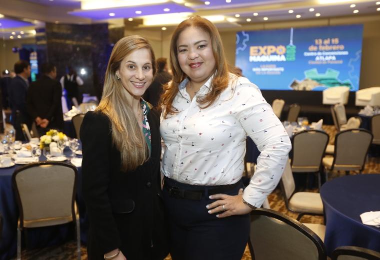 5. Daniela Boyd y Clarisa Chen.