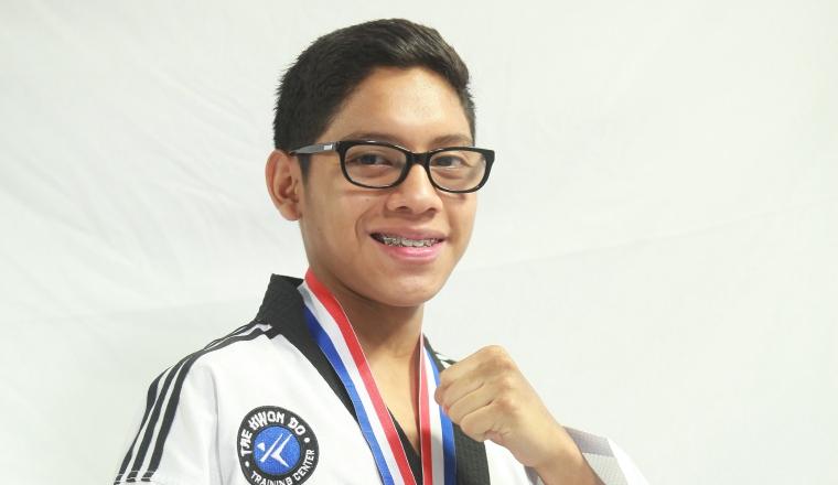 Daniel Verbel  buscaría un cupo para los Juegos Parapanamericanos. Anayansi Gamez
