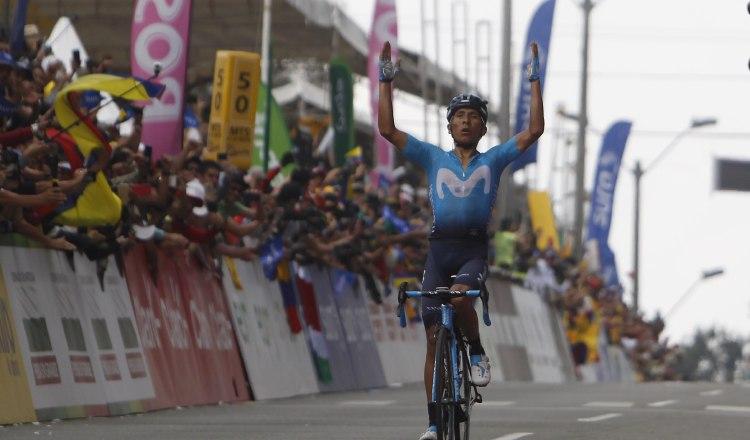 Conquista Supermán el Tour Colombia 2.1