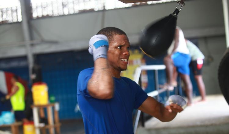 Jaime Arboleda ha descartado las peleas internacionales. Anayansi Gamez