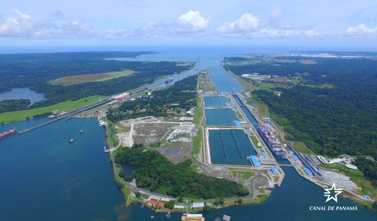 Canal ampliado impone nuevo hito en materia de navegación