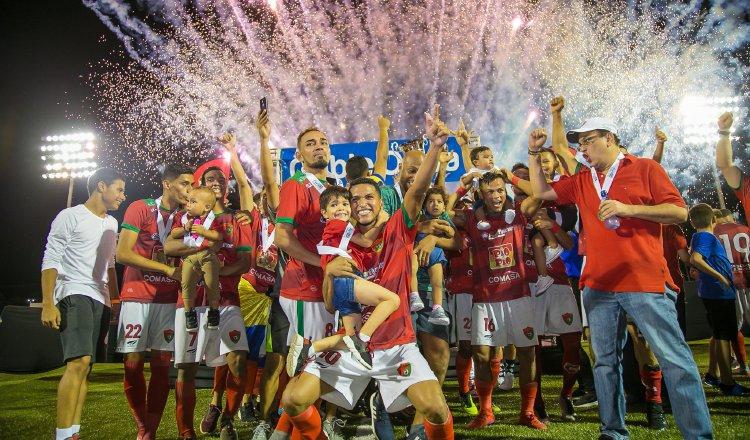Chiriquí conquista la superfinal y vuelve a LPF