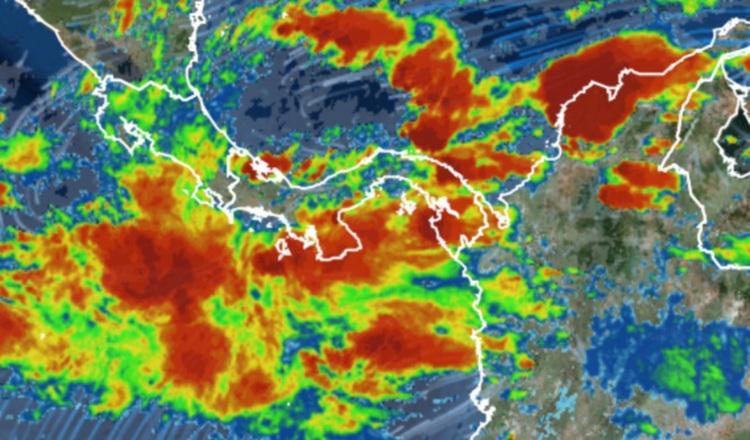 Paso de la onda tropical #2 azotará el país con fuertes lluvias y ráfagas de vientos
