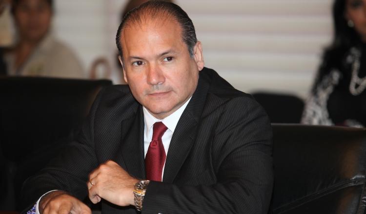 Magistrado Díaz hizo espectáculo por la falta de asesoramiento