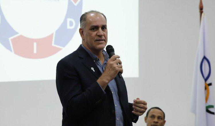 Eduardo Cerda, responsable de Pandeportes por el nuevo Gobierno. @Cop
