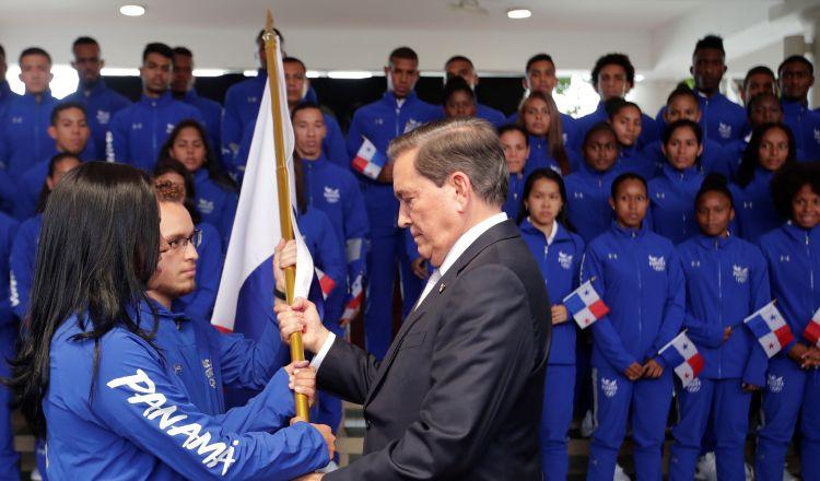 Atletas panameños, motivados para la fiesta Panamericana de Lima