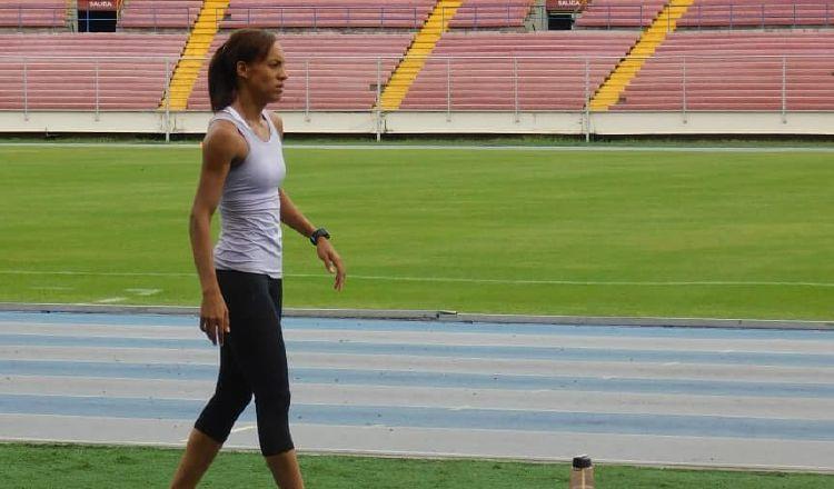 Nathalee Aranda y sus metas para los Juegos Panamericanos