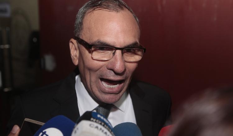 Rolando López sí tramitó licencia con sueldo para el testigo protegido