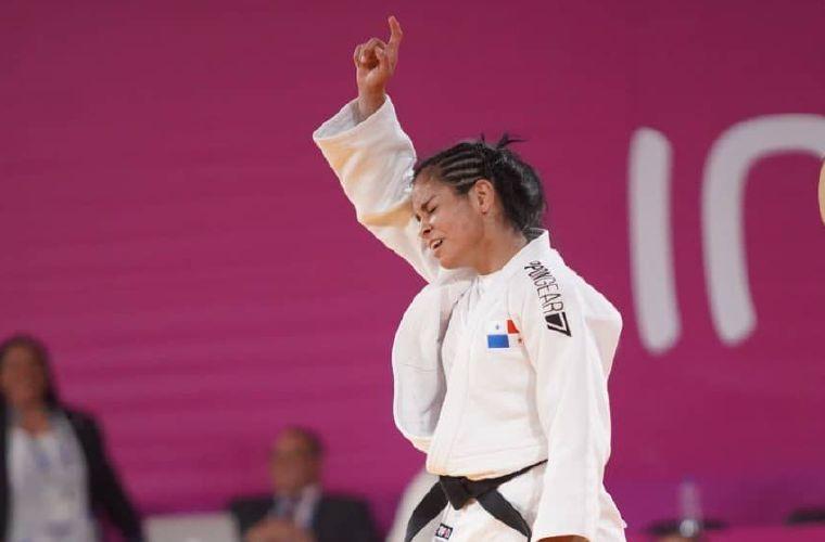 Kristine Jiménez pide ir a torneos mundiales de judo