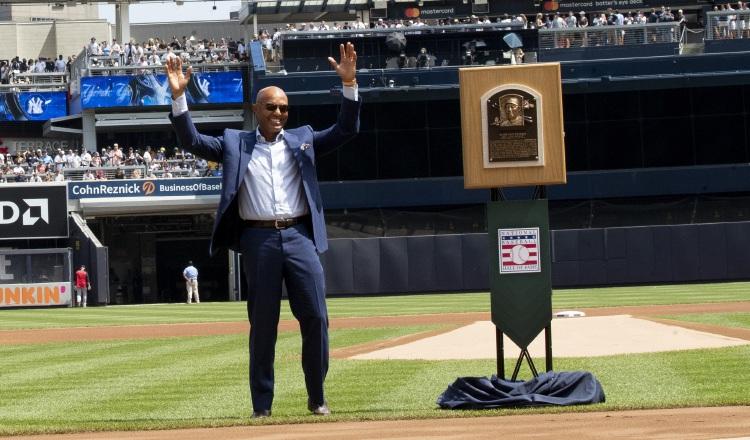 Mariano Rivera vuelve a lanzar su 'cutter'