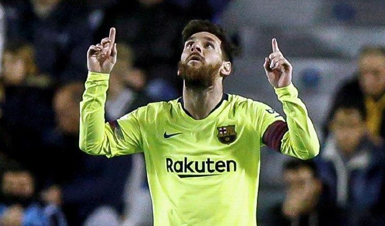 Leo Messi podría irse del Barcelona en la temporada 2020