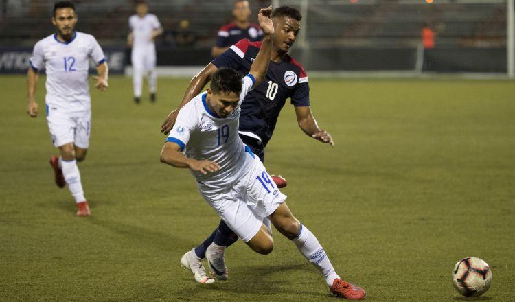 El Salvador se estrella en la Liga de Naciones