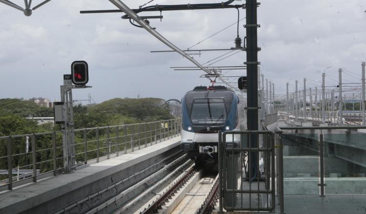 Otra incidencia detiene servicio de la Línea 1 del Metro de Panamá