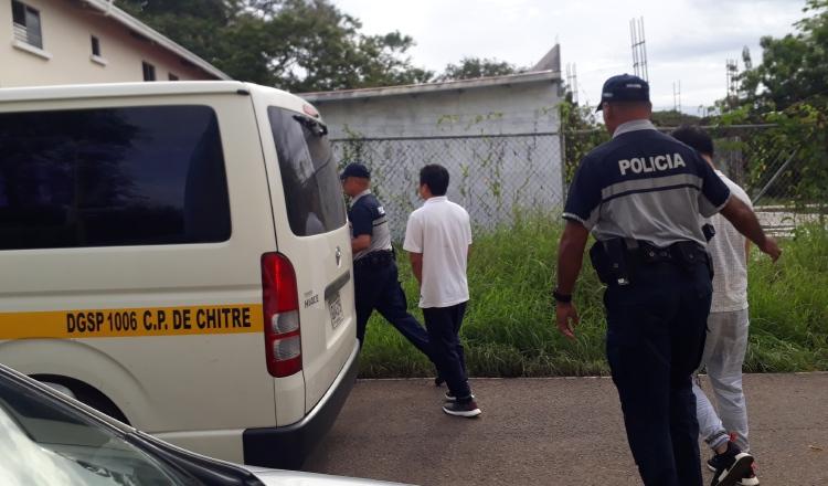 Los ciudadanos chinos fueron detenidos el 12 de septiembre. Foto: Thays Domínguez