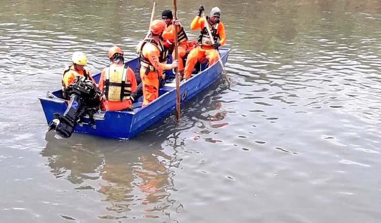 Búsqueda de desaparecido en el río Juan Díaz es suspendida - Panamá América