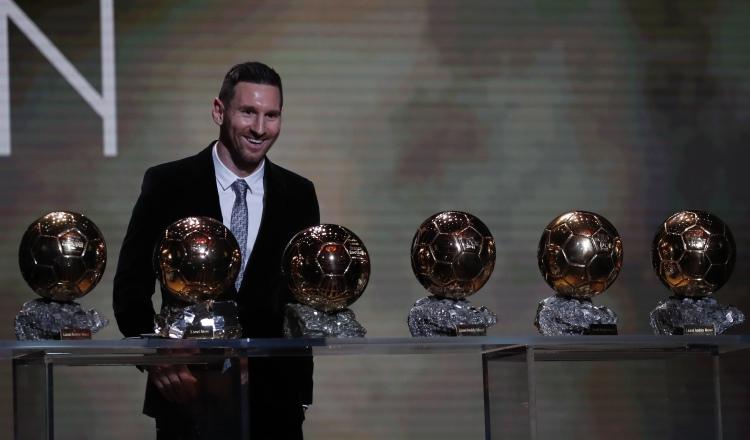 Leo Messi pide a Dios seguir jugando fútbol