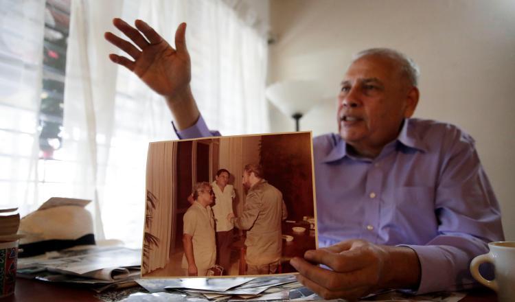 Manuel Antonio Noriega temía invasión de Estados Unidos