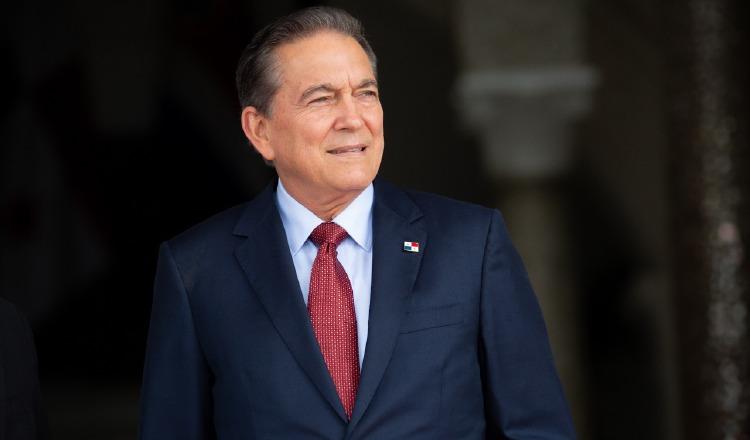 El presidente Laurentino Cortizo hizo el anuncio de que estas instituciones no se privatizarán.