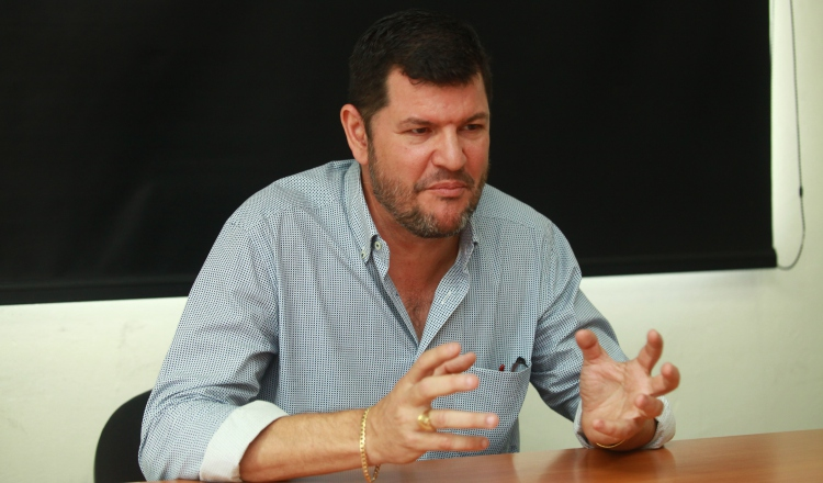 Rogelio Espiño. Foto: Anayansi Gamez