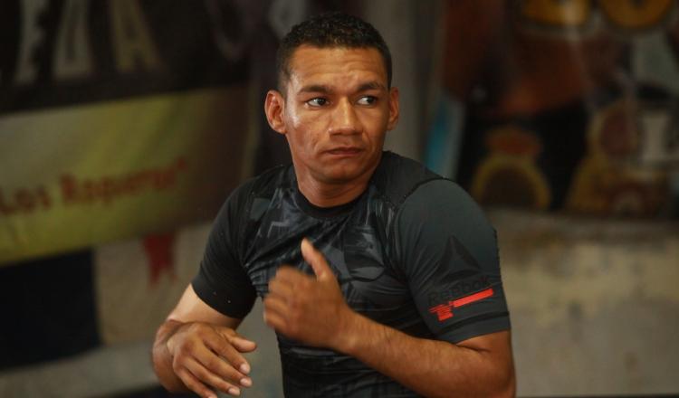 Carlos 'La Arañita' Ortega afirma que tiene la madurez para ganar el título oro