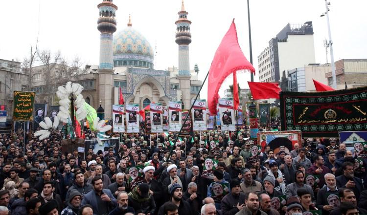 Muerte de Soleimaní agita las aguas del golfo Pérsico