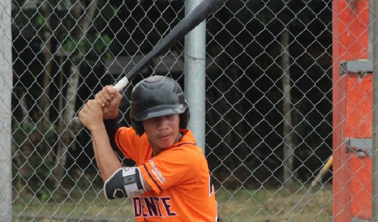 Chiriquí Occidente apalea a Colón en el béisbol juvenil