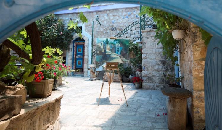 Israel, no solo es ciudades santas
