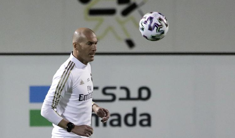 Para Zidane se trata de una final el partido contra Valencia