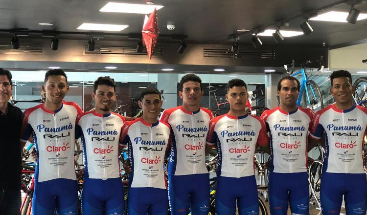 Selección de ciclismo competirá en Argentina