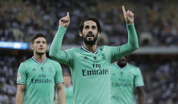 Zidane destaca triunfo y gol de Isco