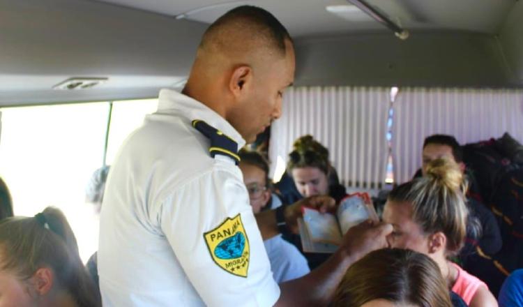 Migración detiene a narco mexicano  en Guabalá