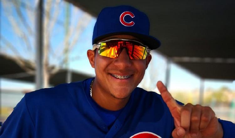 Panameño Miguel Amaya sigue en el 'top' 10 de la MLB