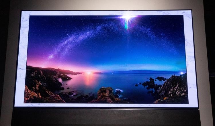 Nuevos televisores: alta tecnología en la pantalla