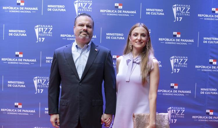 Noche de gala del Panamá Jazz Festival