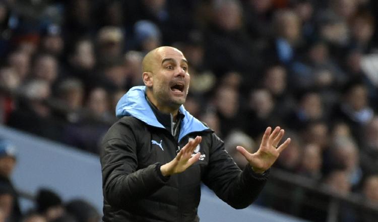 Guardiola cambia las prioridades del Manchester City en la Premier