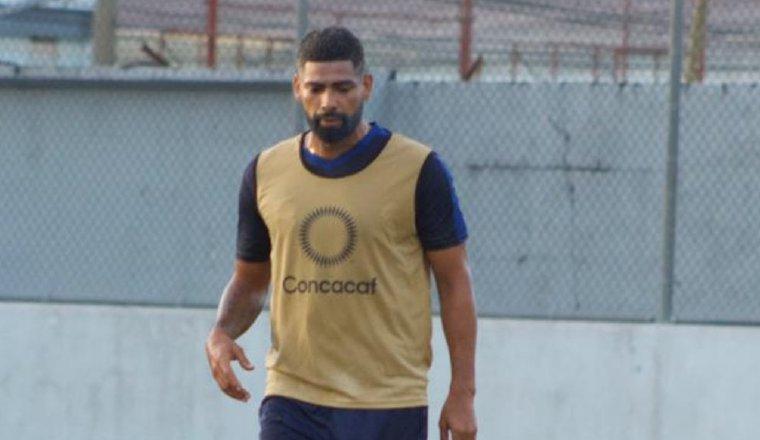Gabriel 'Gavilán' Gómez. Foto:@sanfrafc_pa