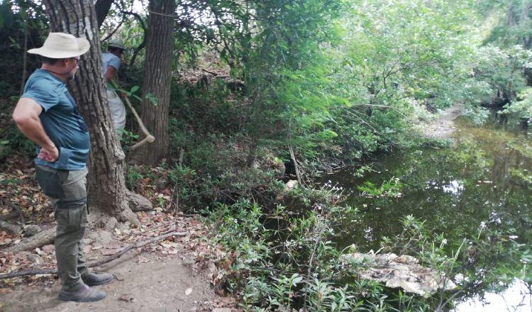 Represan varios ríos en Los Santos para hacerle frente a la falta de agua