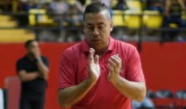 David Rosario, técnico de Panamá para FIBA AmeriCup 2021